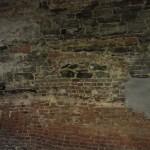 Gravensteen interior wall