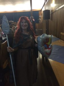 Do you recognize this author - or is she simply Boudica now?