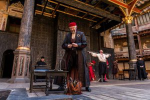Shylock's revenge
